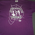 Org 1999 Pentagram purple shirt
