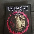 Org Paradise Lost 1994 woven patch