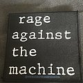 Rage Against The Machine - Patch - Org 1994 Rage Against the Machine woven patch