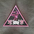 Reverend Bizarre - Patch - Reverend Bizarre triangle patch