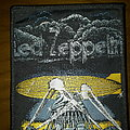 Official 80's Led Zeppelin woven patch
