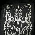Official Dimmu Borgir 90's woven patch
