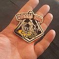 Manilla Road Huge pin