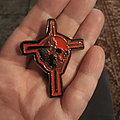 Candlemass metal pin