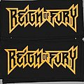 Reign of Fury Logo Patch