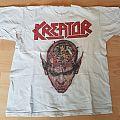 Kreator Coma of Souls, older white Shirt!