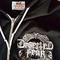 Deserted Fear Hoodie/ Zipper XL  Hooded Top