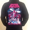 Space Chaser - Salivation Army Zipper XL- WANTED!!!  Hooded Top