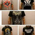 Sister Sin, Shirts Size L/XL , Wanted \m/