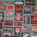 Napalm Death - Battle Jacket - VestPatch Collection almost finished.
