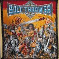 Bolt Thrower - Patch - New
