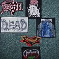 Morbid Angel - Patch - Death, Morbid Angel, Resurrection, Dead, Obituary. Dismember