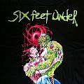 Six Feet Under - TShirt or Longsleeve - Six Feet Under - Revenge of the Zombie shirt