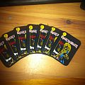 Iron Maiden - Patch - Iron Maiden - Killers Printed Patches