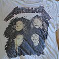 Metallica - TShirt or Longsleeve - Metallica - Wherever I may roam tour shirt '91-'93