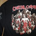 Cannibal Corpse - TShirt or Longsleeve - Cannibal Corpse - The Bleeding album art LS