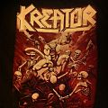 Kreator - TShirt or Longsleeve - Kreator - Pleasure To Kill Album Art