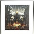 """Ghost - Other Collectable - Ghost - """"Meliora"""" Front Cover Artwork - Serigraph (Strictly Limited)"""