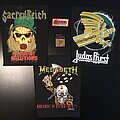 Sacred Reich - Patch - Heavy Metal Patch Mayhem for the Real Antonio ... not that fake dude :P