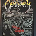 Obituary - The End Complete - Back Patch 1992