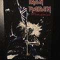 Iron Maiden - Patch - Iron Maiden - Beast on the Road - Back Patch 1982 (2nd Version, nr. 2)