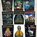 Iron Maiden - Patch - Iron Maiden and Many Other Back Patches for you \m/