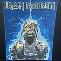 Iron Maiden - Patch - Iron Maiden - Powerslave Back Patch - 2021 (Version 5 - Bootleg)