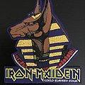 Iron Maiden - Powerslave Anubis patch