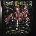 Iron Maiden - Patch - Iron Maiden - Seventh Son of a Seventh Son - Back Patch (nr. 2)