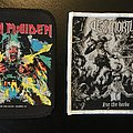 Patches for Blitz - Iron Maiden + Exmortus