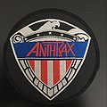 Anthrax - Shield patch