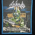 Sodom - Patch - Sodom - Persecution Mania - Burning Leather 2020 patch