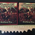 Skeletonwitch - Patch - Skeletonwitch - Breathing the Fire patches