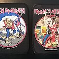 Iron Maiden - Patch - Iron Maiden Patches for Thrash_Maniac