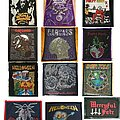 Praying Mantis - Patch - WANTED - Old and New Patches