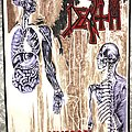 Death - Human Vintage Back Patch 1991