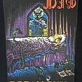 Dio - Patch - Dio - Dream Evil - Back Patch