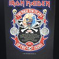 Iron Maiden - Patch - Iron Maiden - First 10 Years - Back Patch 1990