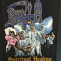 Death - Spiritual Healing - Back Patch 1990 (for collection)