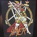 Slayer - Show No Mercy - Back Patch