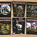 \m/ Iron Maiden Back Patches For You! \m/
