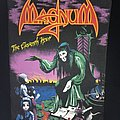 Magnum - Patch - Magnum - The Eleventh Hour - Back Patch