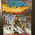 Eternal Champion - Patch - Eternal Champion - The Armor of Ire (Black Border Back Patch)