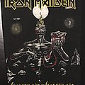 Iron Maiden - Seventh Son of a Seventh Son - Vintage Back Patch