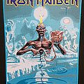 Iron Maiden - Patch - Iron Maiden - Seventh Son of a Seventh Son - Back Patch (nr. 3)