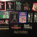 Iron Maiden - Patch - Iron Maiden - VERY Rare Vintage Patches