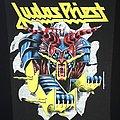Judas Priest - Patch - Judas Priest - Defenders of the Faith - Back Patch