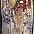 Death - Patch - Death - Human Back Patch