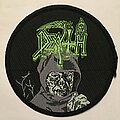 Death - Patch - Death - Leprosy Patch
