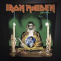 Iron Maiden - Patch - Iron Maiden - Seventh Son of a Seventh Son - Back Patch (nr.5 - Clairvoyant...